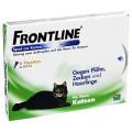 Frontline Katze