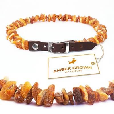 Amber Crown Bernsteinkette