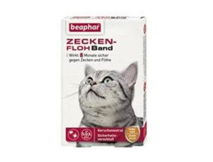Beaphar Flohhalsband für Katzen