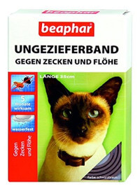 Beaphar Flohhalsband Katzen